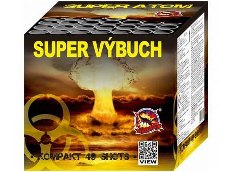 "Super Vybuch / Super Atom CLE4039 - 49 strzałów 1.2"""