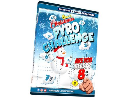 8 days Pyro challenge (edycja świąteczna) P8DCH(CH)