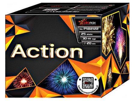 """Action PXB2122 - 25 strzałów 0.8"""""""