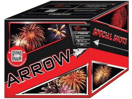 """Arrow PXB2118 - 25 strzałów 0.8"""""""
