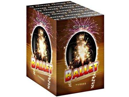 "Ballet TXB662 - fontanna + 11 strzałów 0.3"""