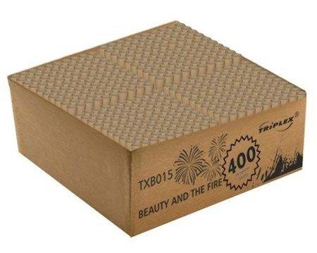 """Beauty And The Fire TXB015 - 400 strzałów 0.8"""""""