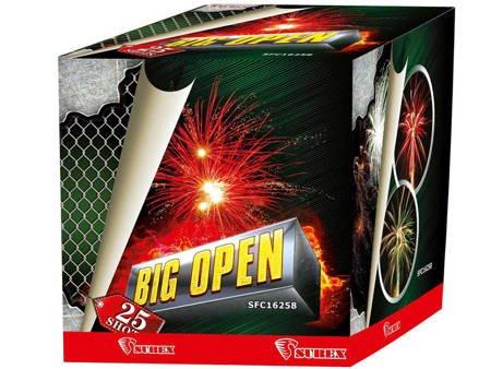 """Big Open SFC16258 - 25 strzałów 2"""""""