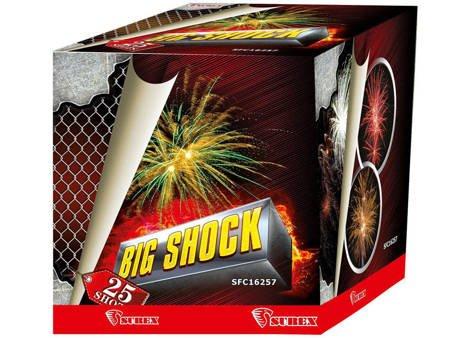 """Big Shock SFC16257 - 25 strzałów 2"""""""