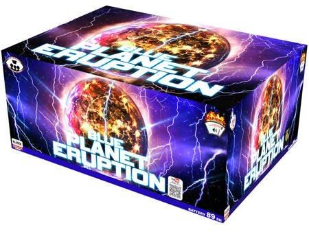 """Blue Planet Eruption C8925B - 89 strzałów 1"""""""