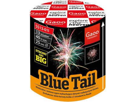 """Blue Tail SS13-01I - 13 strzałów 1"""""""