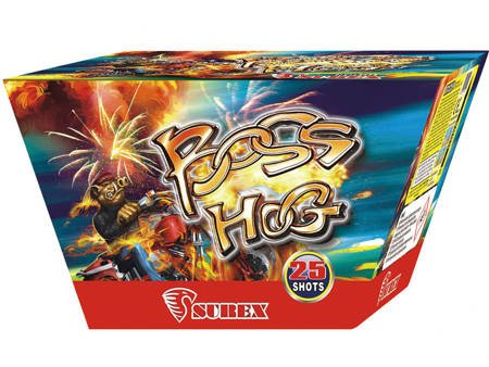 """Boss Hog SFC1525F4  - 25 strzałów 1"""""""