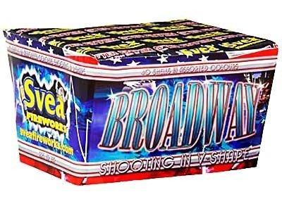 """Broadway 289F - 40 strzałów 1"""""""