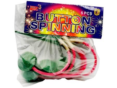 Button Spinning PS-F1-S005 - 5 sztuki