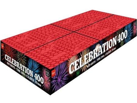 """CELEBRATION 400 CEL400 - 400 strzałów 0.8"""""""