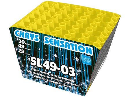 """Chrys Sensation SL49-03 - 49 strzałów 1.2"""""""