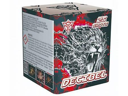 """Decibel CLE4096 - 25 strzałów 0.8"""""""