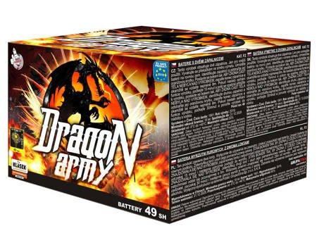 """Dragon army C4920DR - 49 strzałów 0.8"""""""
