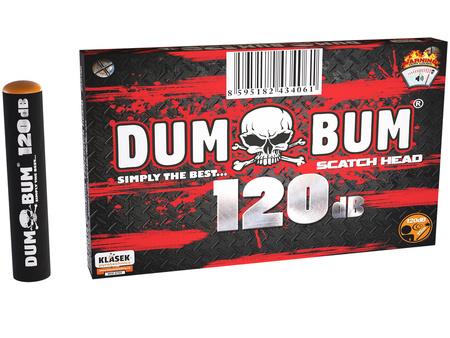 Dumbum 120 PS10D10 - 10 sztuk