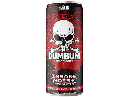 Energy Drink DumBum Insane Noise 250ml