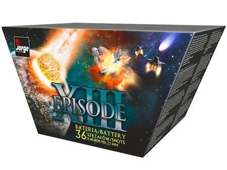 """Episode XIII JW6011 - 25 strzałów 1.2"""""""