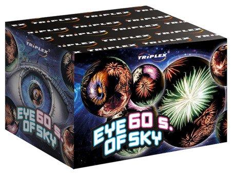 """Eye of Sky TXB242 - 60 strzałów 0.8"""""""
