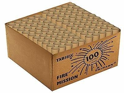 """Fire Mission TXB585C - 100 strzałów 1.2"""""""