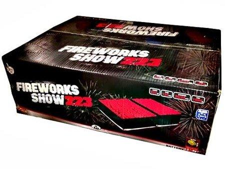 """Fireworks Show 223 C223MF/C - 223 strzałów 0.8""""/1"""""""