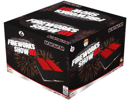 """Fireworks show C111MF/C - 111 strzałów 1.2""""-2"""""""