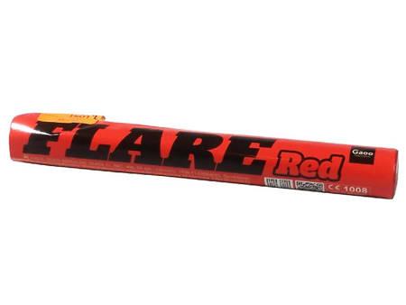 Flara meczowa czerwona F40-RED - 60 sekund