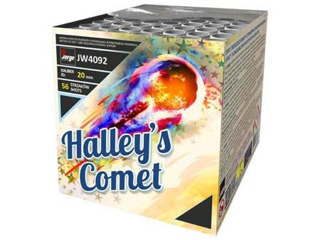 """Halley's Comet JW4092 - 56 strzałów 0.8"""""""