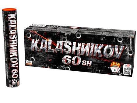 Kalašnikov K60K - 60 strzałów