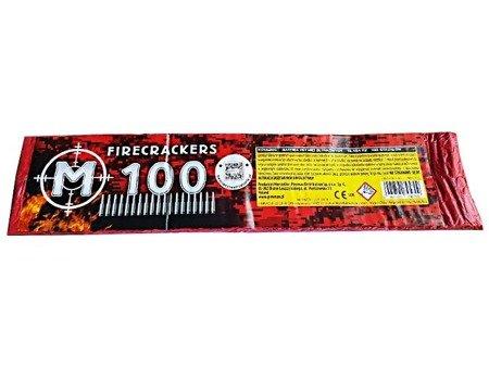 Karabinek Firecrackers M100 PXG206 - 100 strzałów