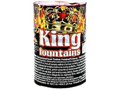 King Fountain F6K - 90 sekund