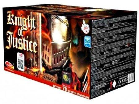 Knight of Justice C78FMK - fontanna + wyrzutnia