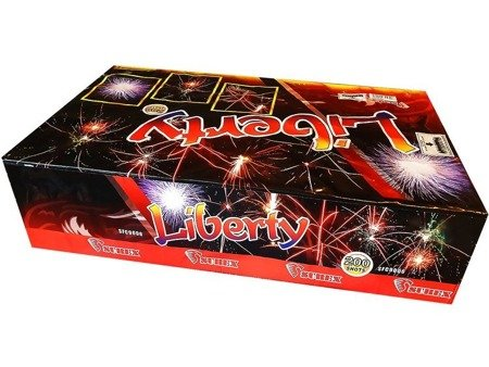 """Liberty SFC9006 - 200 strzałów 0.8"""""""