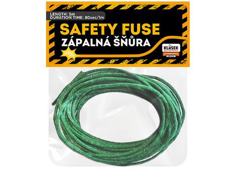Lont zielony 5m/2mm ZS5M