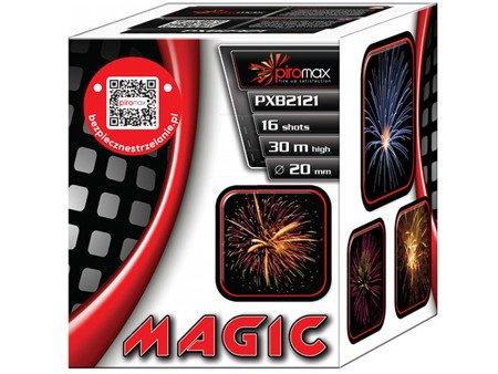 "Magic PXB2121 - 16 strzałów 0.8"""