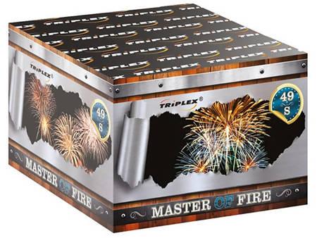 """Master of Fire TXB323 - 49 strzałów 0.8"""""""