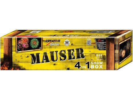 """Mauser PXC208 - 100 strzałów 1"""""""