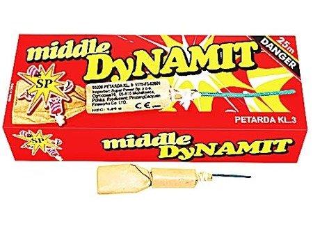 Middle Dynamit 10208 - 6 sztuk