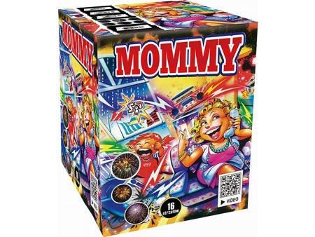 """Mommy C5016 - 16 strzałów 0.8"""""""