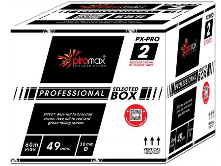 """PX-PRO 2 - 49 strzałów 1.2"""""""