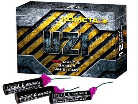 Petardy huk+gwizd UZI P1224 - 12 sztuk
