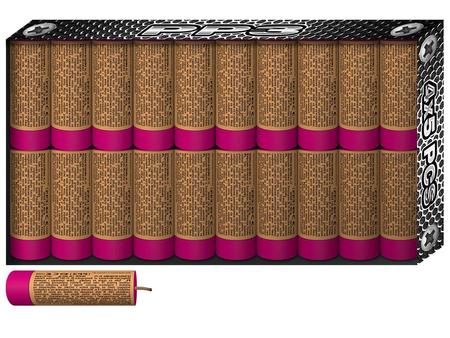 Petardy hukowe PP3 - 20 sztuk