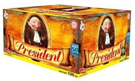 """President C10025P - 100 strzałów 1"""""""