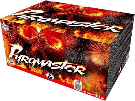 """Pyromaster C6620P - 66 strzałów 0.8"""""""