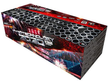 Pyrotechnology 2020 C132XMPT/C - 132 strzały MIX