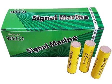 Race pistoletowe Signal Marine/Knatterpatronen RP4 - 50 sztuk