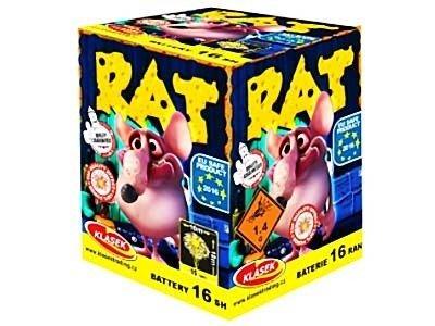 """Rat C1614R14 - 16 strzałów 0.6"""""""