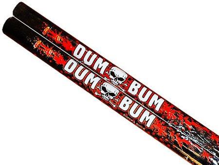 """Rzymskie ognie DumBum R5808D - 8 strzałów 0.8"""""""
