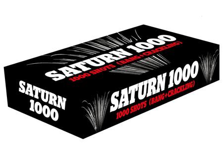Saturn Missiles SAT1000MIX - 1000 strzałów