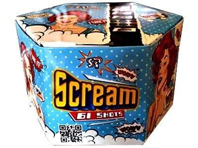 """Scream 634 - 61 strzałów 0.6"""""""