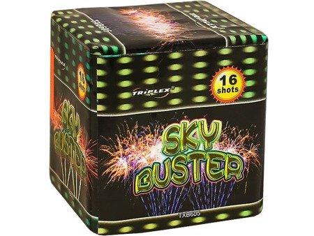"""Sky Buster TXB605 - 16 strzałów 0.8"""""""
