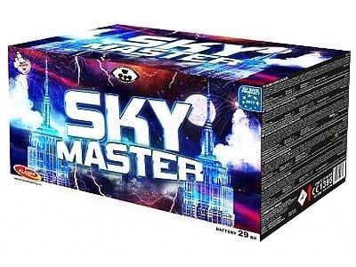 """Sky Master C293MS - 29 strzałów 1.2"""""""